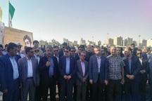 59 طرح عمران شهری شهرداری بندرعباس به بهره برداری رسید