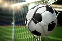 مسابقات فوتبال نونهالان غرب کشور در همدان آغاز شد