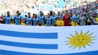 اروگوئه میزبان را به دور بعد برد؛ حذف عربستان و مصر