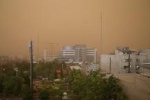 طوفان های ریزگرد در کمین پایتخت