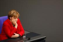 صدراعظم آلمان: برای جلوگیری از تشدید تنش میان آمریکا و ایران باید تلاش شود
