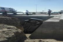 واژگونی پراید در کارگاه مترو در آزاد راه کرج- قزوین 3 مصدوم برجای گذاشت