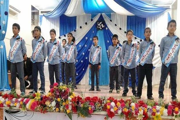 برگزیدگان مسابقات قرآن، عترت و نماز در آستارا تجلیل شدند