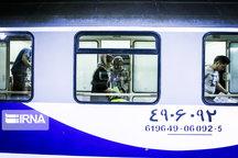قطار رشت - مشهد همه روزه میشود