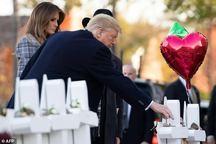 اعتراض به رئیس جمهور آمریکا: ترامپ لطفا ساکت شو+ تصاویر