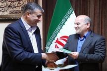امضاء تفاهم نامه همکاری بین استانداری مازندران و دانشگاه فنی و حرفه ای کشور