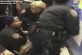 خشونت پلیس نیویورک در بازداشت یک مادر