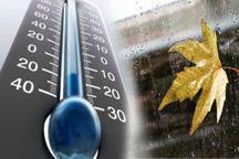 هوای استان کردستان چهار درجه سردتر می شود