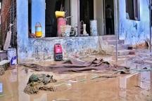 خسارتزدن سیل قزوین به بیش از 300 مسکن مددجویان بهزیستی