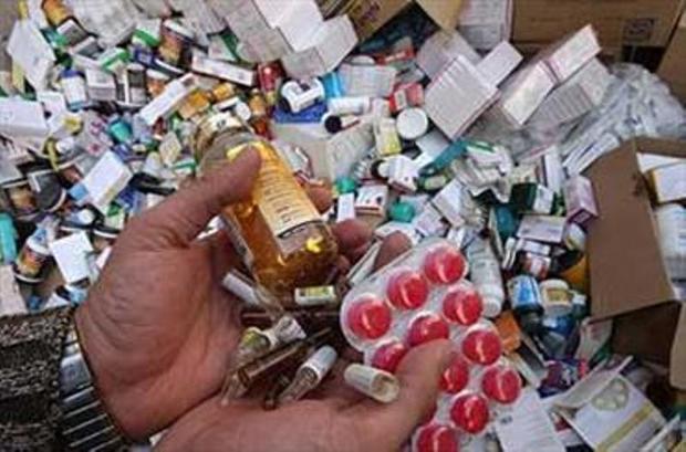 ١٨ میلیارد ریال داروی قاچاق در کردستان کشف شد