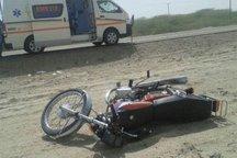 سانحه رانندگی شرق گلستان یک کشته و 9 زخمی داشت