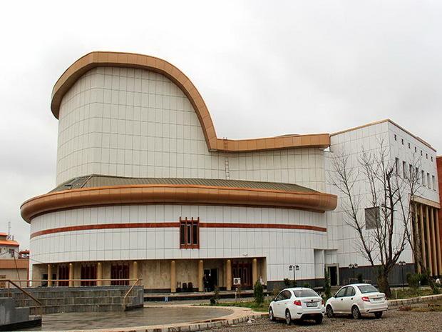 پروژه ملی تالار مرکزی رشت به دستور رئیس جمهوری افتتاح شد