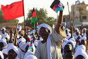 امیر قطر به داد رئیس جمهور سودان رسید