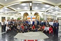 گرامیداشت روز جهانی دریانورد با حضور دریانوردان خارجی در بندر امام خمینی