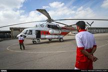 اعزام تیمهای ارزیاب و امداد هوایی به مسجدسلیمان