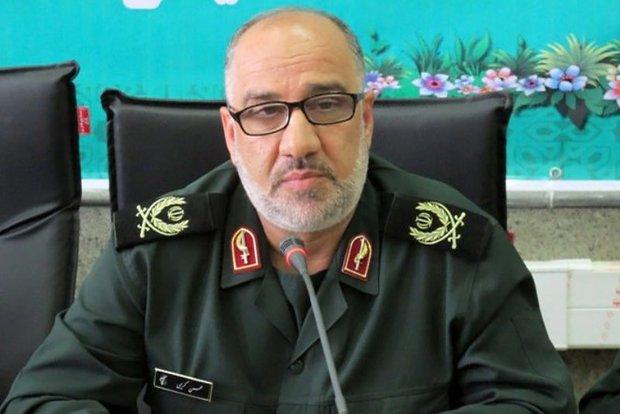 قرارگاه شهید اکبرزاده استان مرکزی در پلدختر مستقر شد