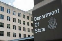 واکنش وزارت خارجه آمریکا به استعفای ظریف