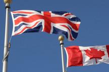 رایزنی وزیران خارجه انگلیس و کانادا بر سر ایران