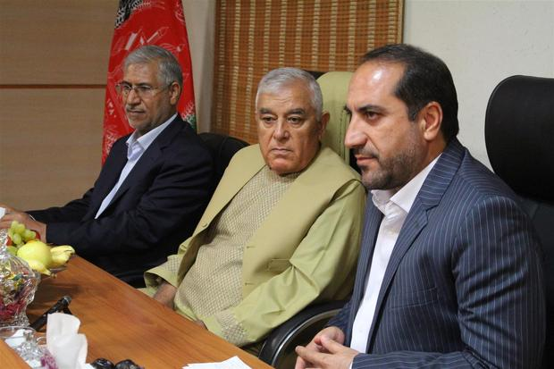 تاجران افغانستان هیچ محدودیتی برای سرمایه گذاری در چابهار ندارند
