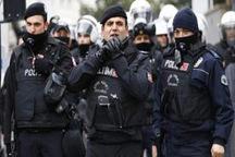 17 مظنون ارتباط با داعش در استانبول بازداشت شدند