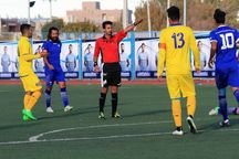 ۹۰ ارومیه به صدر جدول لیگ برتر فوتبال آذربایجانغربی صعود کرد