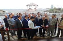 مرحله نخست شناگاه بانوان در آستارا افتتاح شد