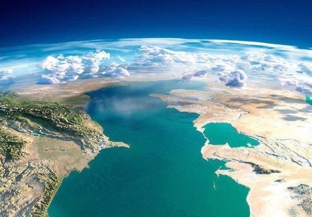 تراز آبی دریای خزر 1.5 متر کاهش یافت