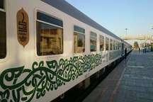 عکس سلفی با قطار ، مسافری  را در دامغان به کام مرگ فرستاد