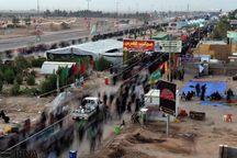 کامیونداران بیجاری به خادمان زائران اربعین پیوستند