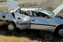 واژگونی خودرو سواری در جاده یزد - میبد پنج کشته و ۱۱ زخمی برجا گذاشت