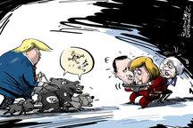 کاریکاتور/ «داعشی های» خود را تحویل بگیرید
