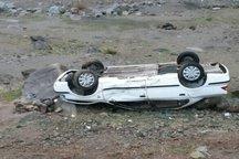 11 نفر در دو سانحه در سبزوار مجروح شدند