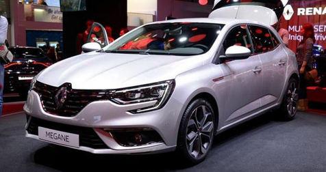 سوپرایز رنو در نمایشگاه خودرو تهران برای بازدیدکنندگان
