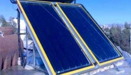 استفاده از آبگرمکن های خورشیدی در مناطق روستایی آستارا