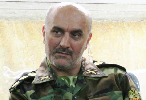 نیروهای ارتش به عنوان بازوان توانمند نظامی انقلاب آماده جانفشانی هستند