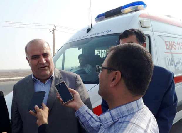 پنجهزار نفر برای خدمت رسانی به زائران در شلمچه سازمان دهی شد