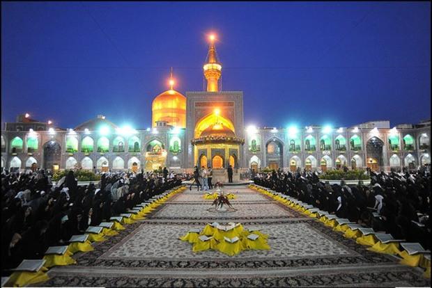 آستان قدس رضوی آماده میزبانی از زائران روزه دار شد