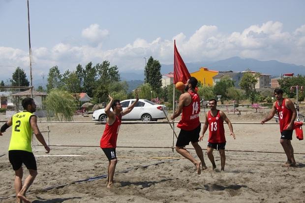 هندبال ساحلی ایران در مسابقات جهانی شانس صعود دارد