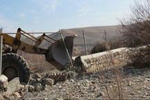 558 هکتار از اراضی کرمان باز پس گیری شد