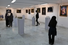 نمایشگاه های نقاشی در تبریز گشایش یافت