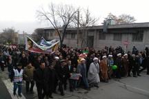 انقلاب اسلامی عزت و خودباوری به مردم بخشید