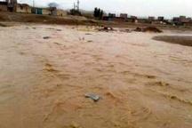 بازگشایی 14  مسیر مسدود شده بارندگی های اخیر در جنوب سیستان و بلوچستان   اسکان اضطراری 30 خانوار سیل زده