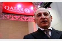 هواپیمایی قطر دوستانی مانند ایران در منطقه دارد که پروازهایش را از آسمان این کشورها انجام می دهد