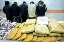 افزایش 59درصدی میزان کشفیات موادمخدر در استان کرمان
