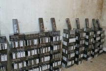 فرمانده انتظامی: 104 هزار نخ سیگار قاچاق به ارزش یک میلیارد و 200 میلیون ریال در میاندوآب کشف شد
