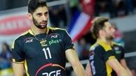 لژیونر والیبال ایران از لهستان به تیم ملی آمد
