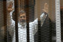 مرسی: من هنوز رییس جمهور هستم
