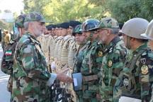 نیروهای مسلح امنیت کشور را تا پای جان حفظ می کنند