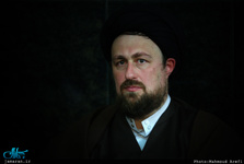 تسلیت سیدحسن خمینی به دکتر ناصر مهدوی