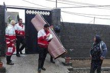 خدمات امدادی هلال احمر به 11هزار سیل زده مازندران